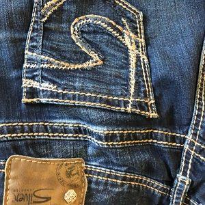 Women's 'silver' Jeans